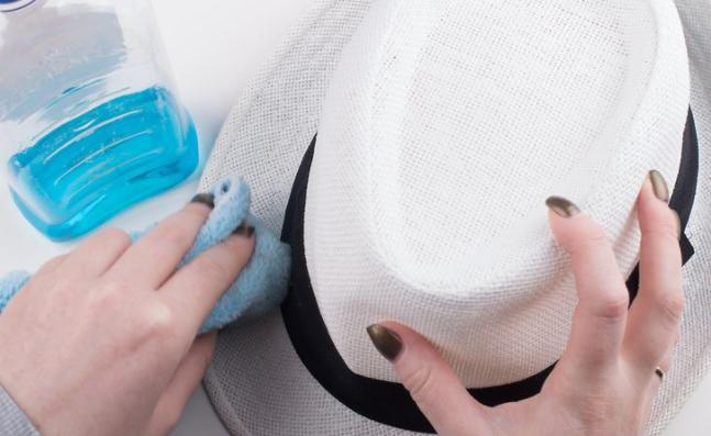 How to Clean A Summer Straw Hat Without Ruining Its Shape