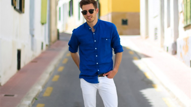 How to Wear Linen Shirt to Make You Look Fashionable