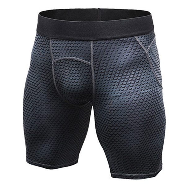 cheap mens spandex shorts