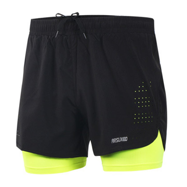 funnymens spandex shorts