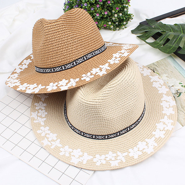 summer straw hats for women