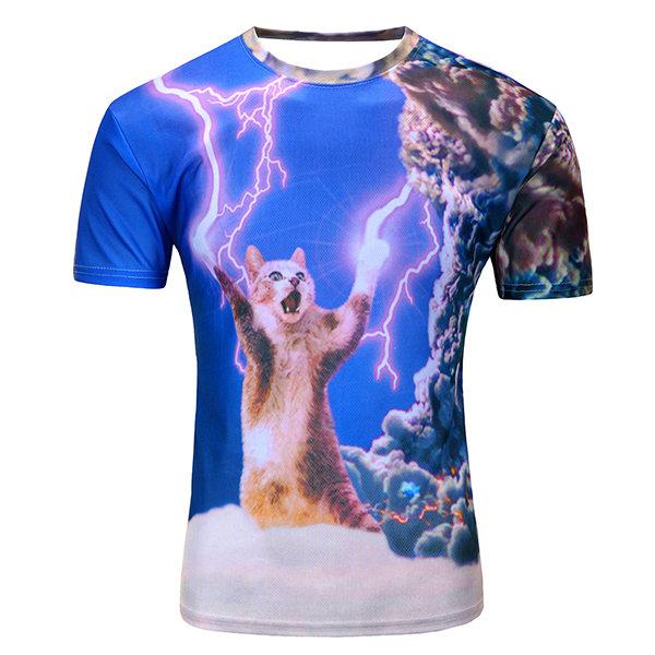 printed3D t shirt