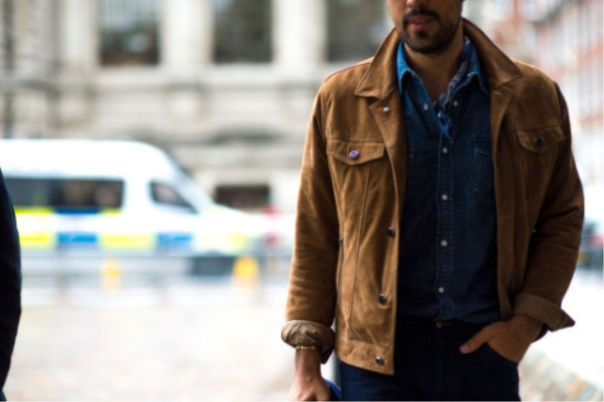What is the Coolest Men's Jacket in this Autumn?