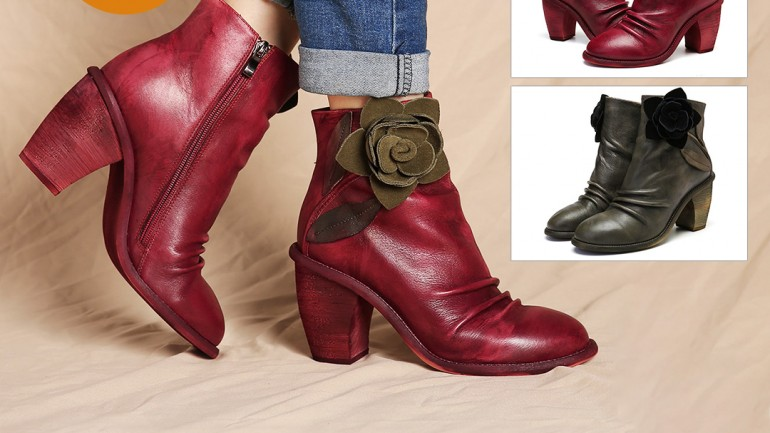 The best comfortable handmade women boots advice for Winter 2019