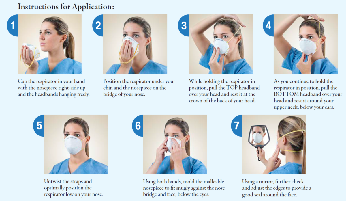 how long can i use n95 mask?
