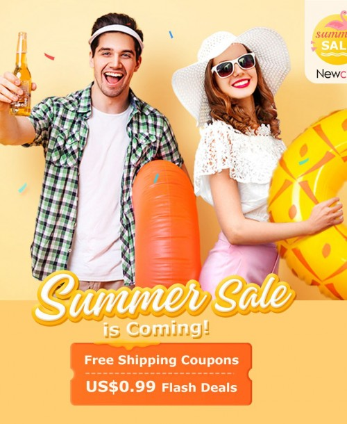 NEWCHIC SUMMER SALE 2020–Big Summer Deals for You