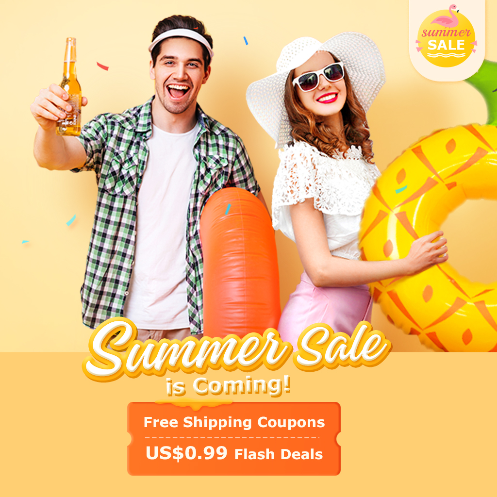 Click the pics to Newchic summer sale 2020
