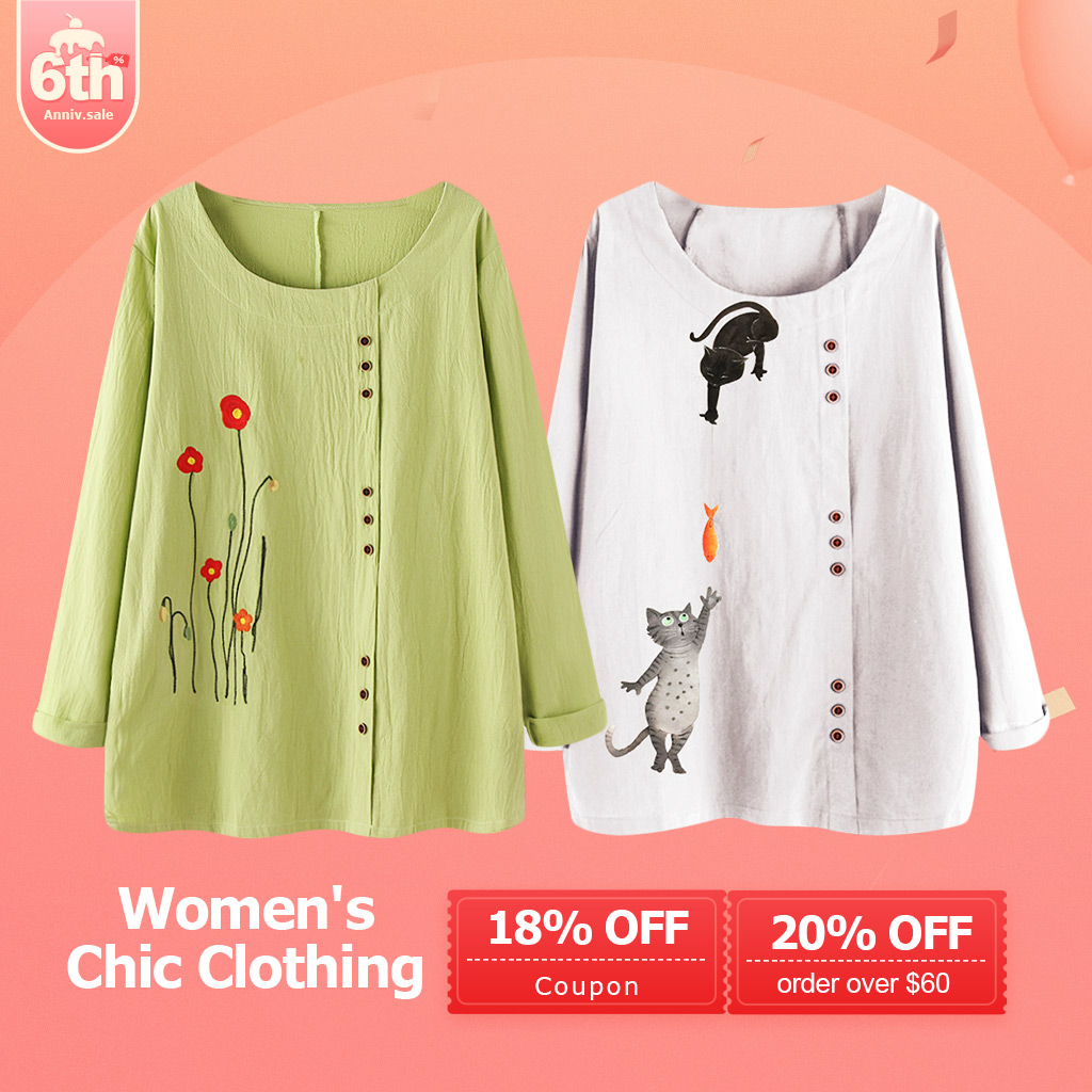 Newchic 6th anniversary sale - Women Clothing