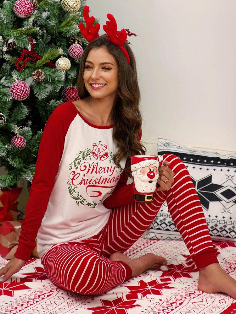 Newchic Christmas Pajamas Sets