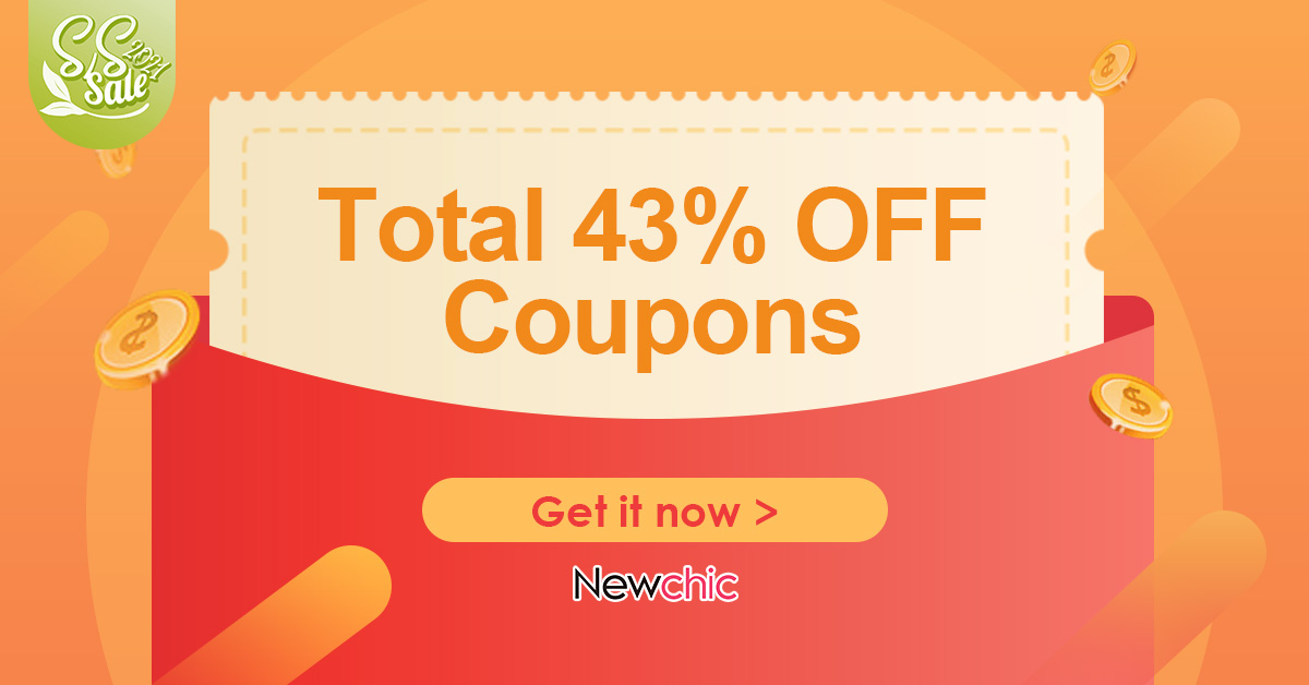 Newchic Spring Summer Sale 2021 Coupon