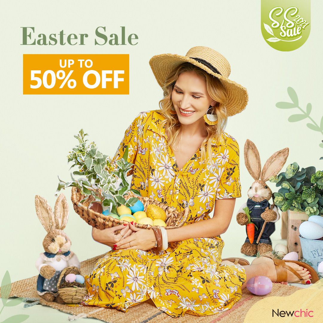 Newchic Spring Summer Sale 2021 – Time To Shopping!