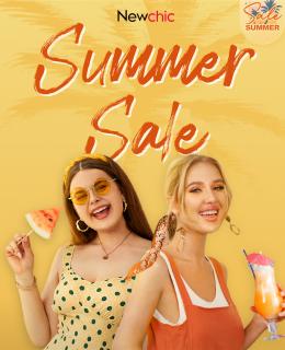 Newchic Summer Sale 2021