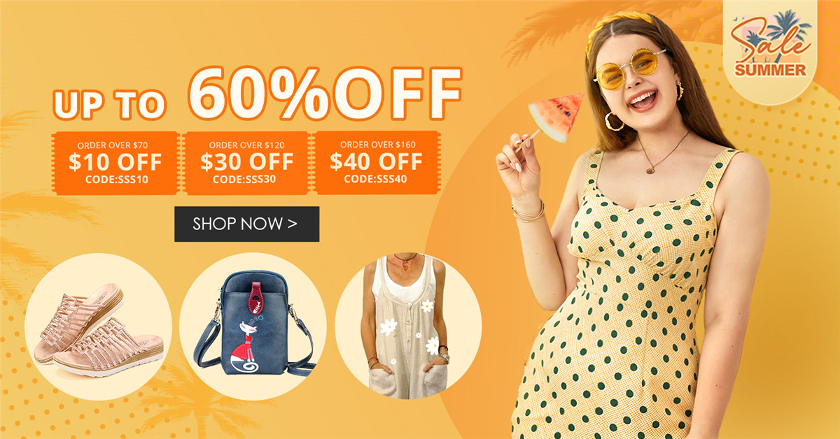 Newchic Summer Sale 2021 Fashion Womenswear